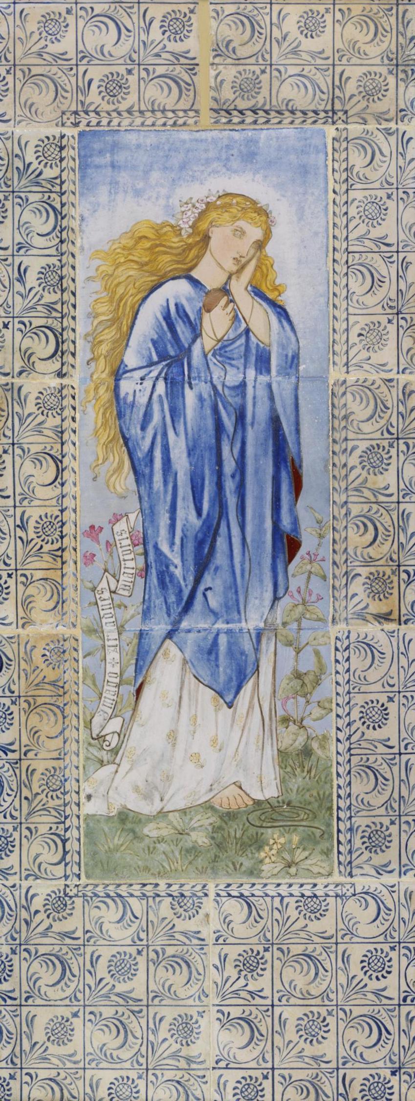 William Morris. Ariadne