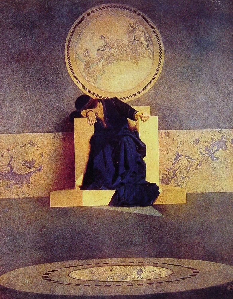 Максфилд Пэрриш. Молодой король