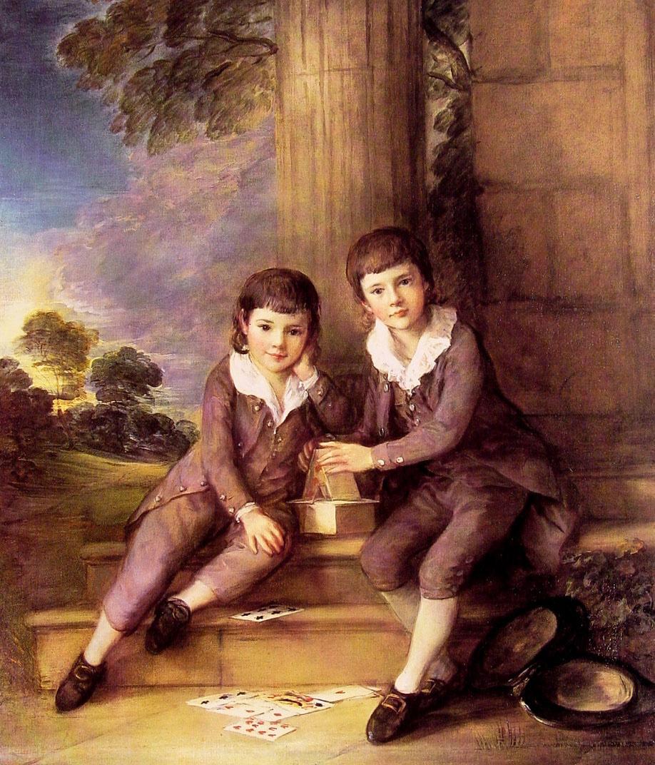 Thomas Gainsborough. John and Henry Truman