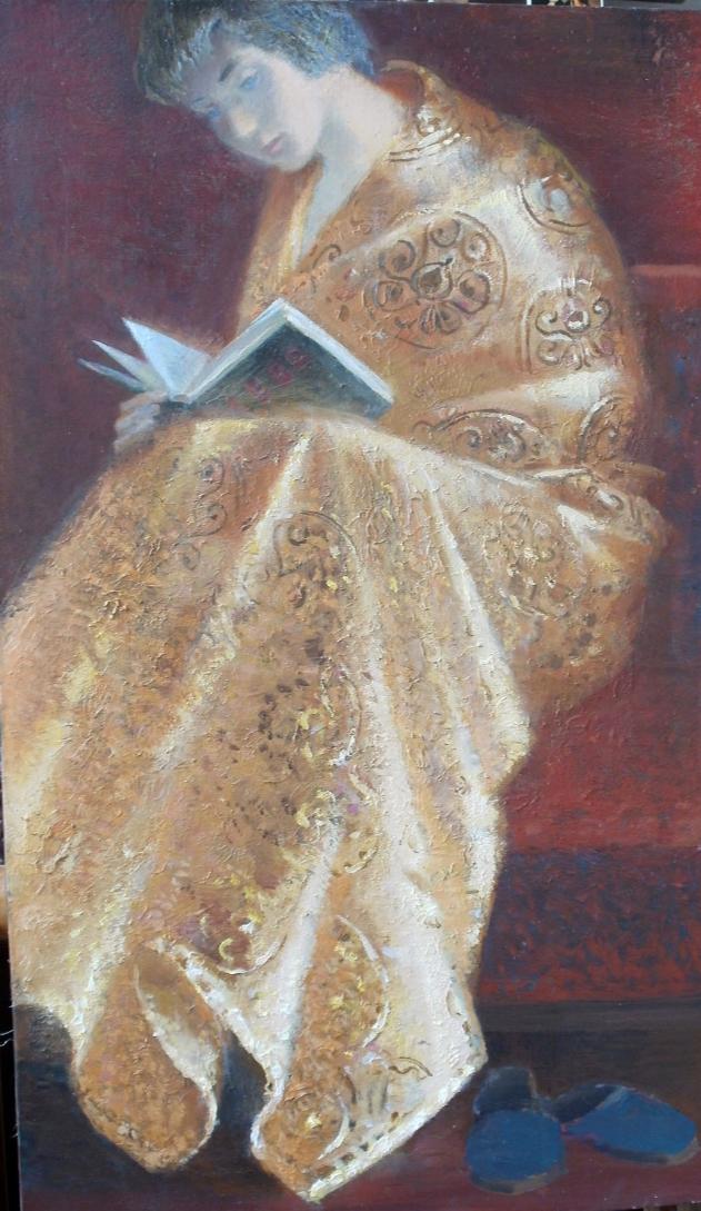 Anatoly Alekseevich Bolkhontsev. Sonia