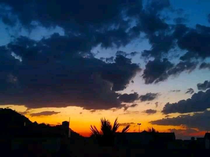 William Charlie. Memorable sunset