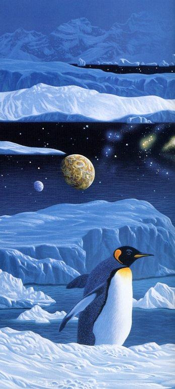 Уильям Шиммель. Пингвин