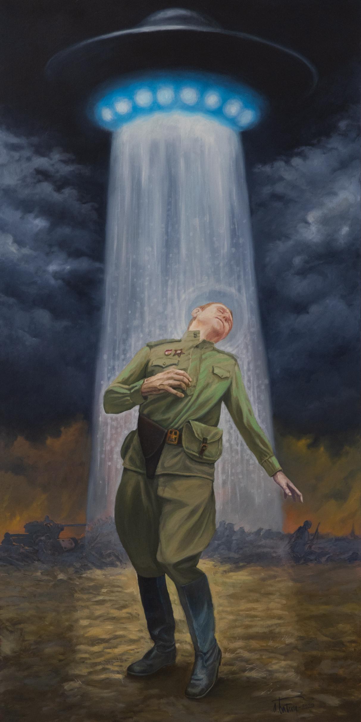 Arkady Babich. Sky light