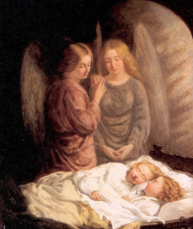 David Mann. The guardian angels