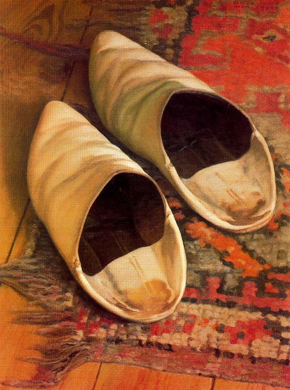 Claudio Bravo. Shoes