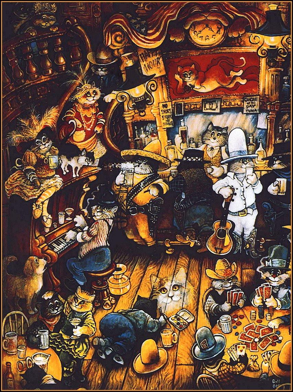 Bill Bell. Musical cats