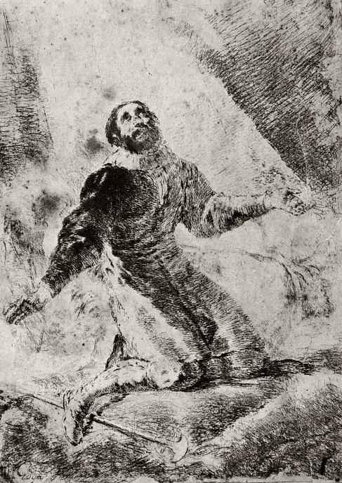 Франсиско Гойя. Святой Исидор