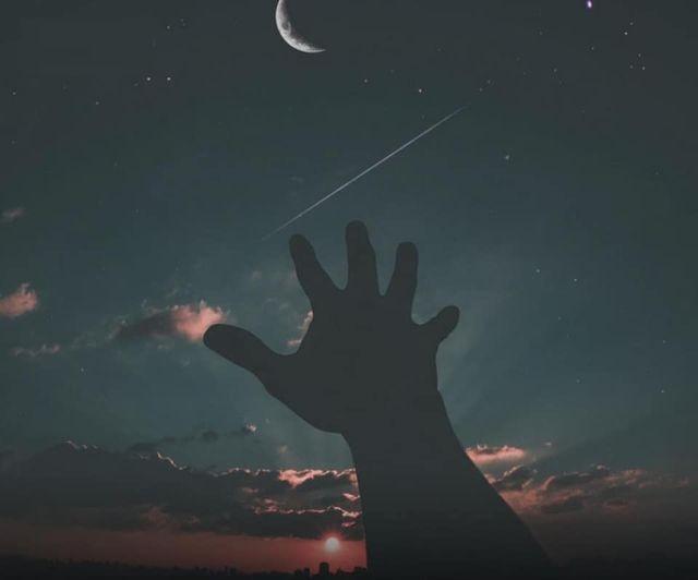 Issam Talbi. Memorable sunset