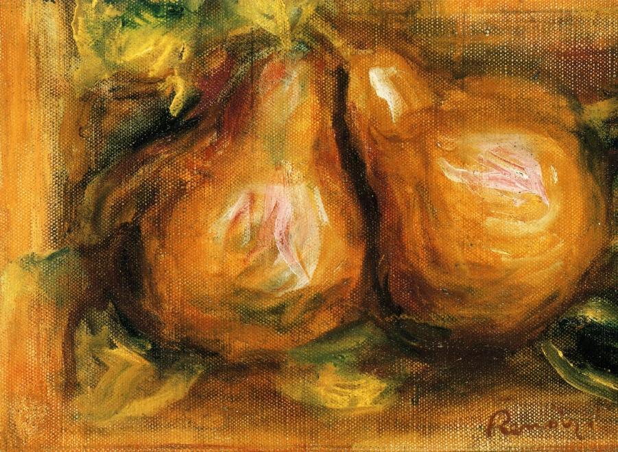 Pierre-Auguste Renoir. Pear