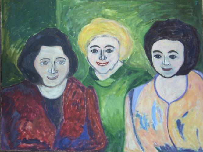 Natalia Alexandrovna Yudintseva. Girlfriends
