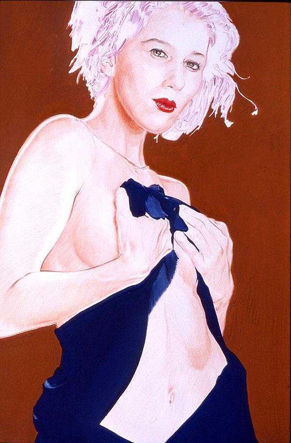 Жан-Клод Клаеус. Прикройте вашу грудь