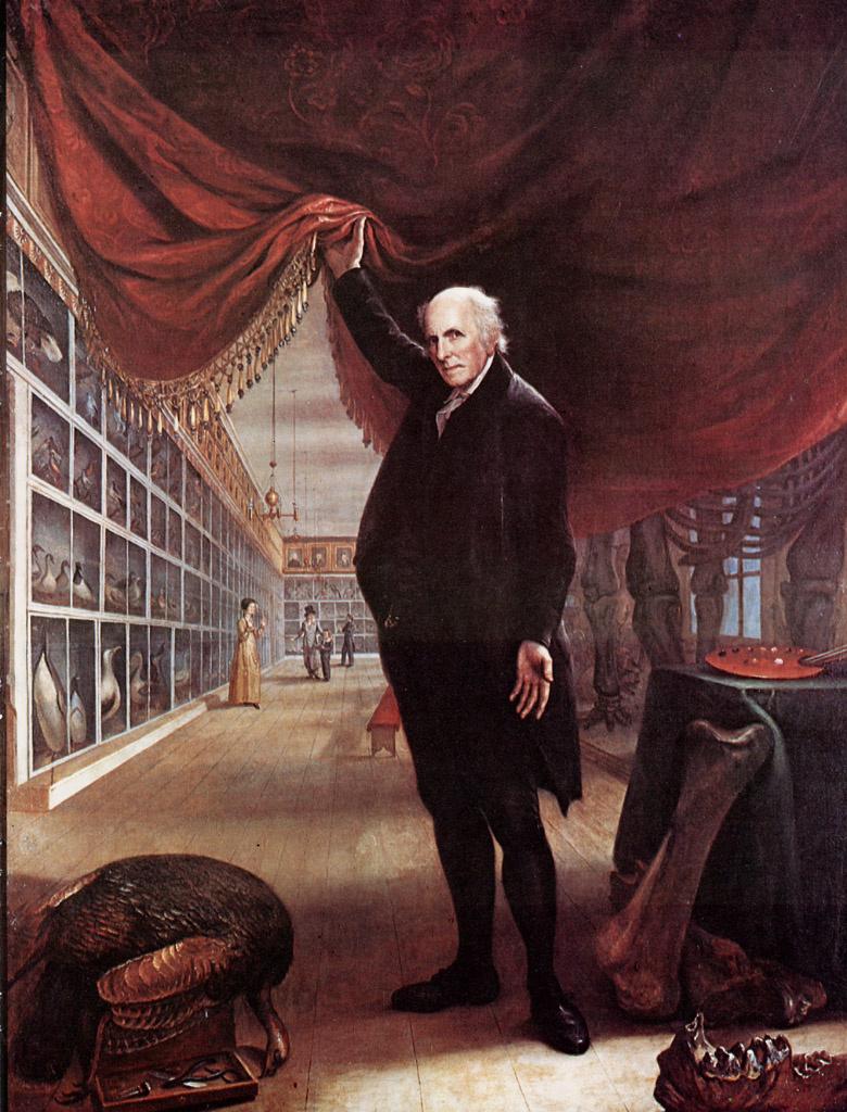 Charles Wilson Peel. Museum