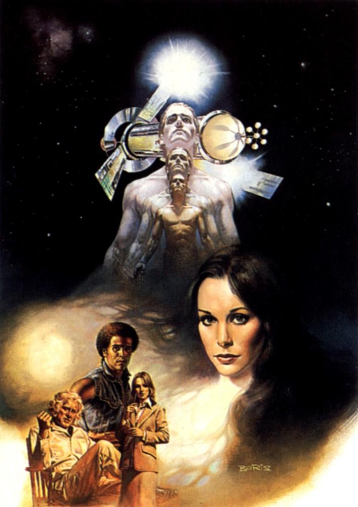 Boris Vallejo (Valeggio). Space dreams