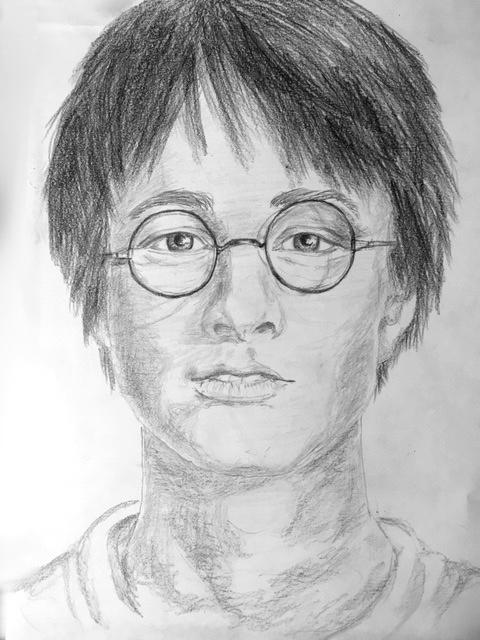 Tatiana Lagunova. Harry Potter