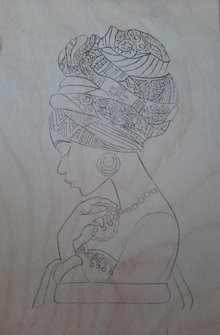 Принцесса Африки
