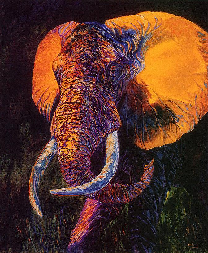 Терри Ли. Слон
