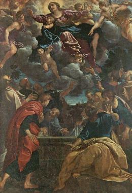 Annibale Carracci. Dormition Of The Theotokos