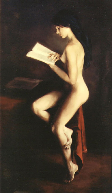 Майлз Уильямс Матис. Чтение