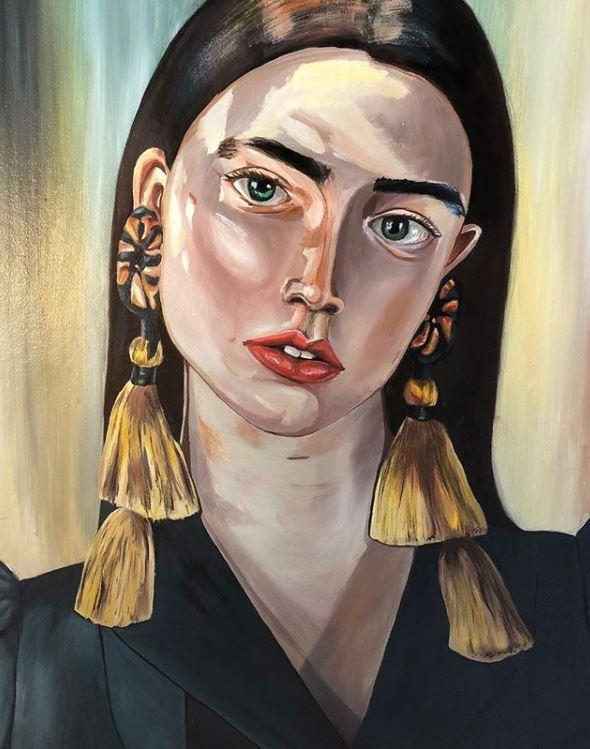 Martha Yermashov. Sunlight