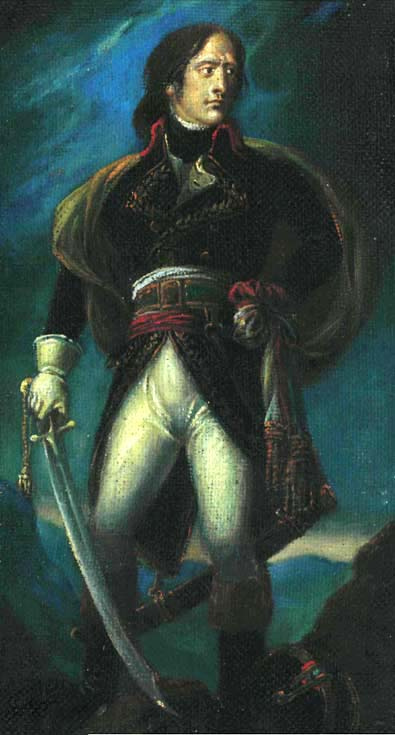 Oleg Litvinov. Наполеон в молодости