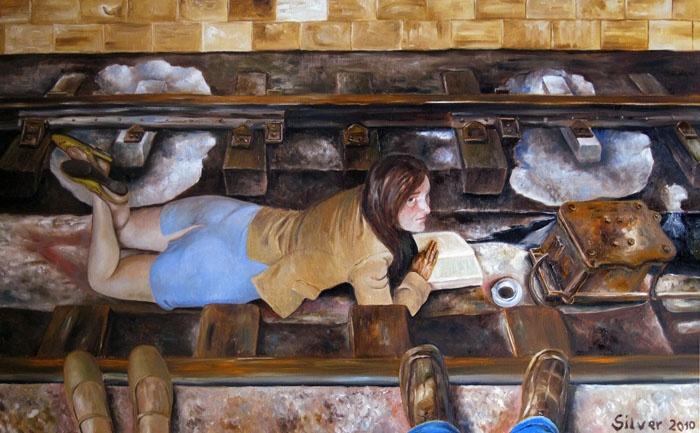 Evgeny Andreevich Kustov. Experiment