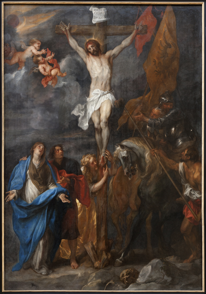 Anthony van Dyck. Calvary
