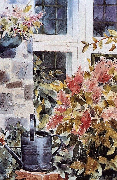 Линн Гаркей. Окно в прошлое