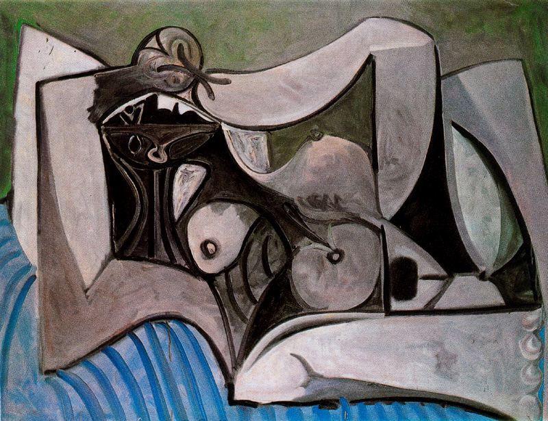 Пабло Пикассо. Обнаженные