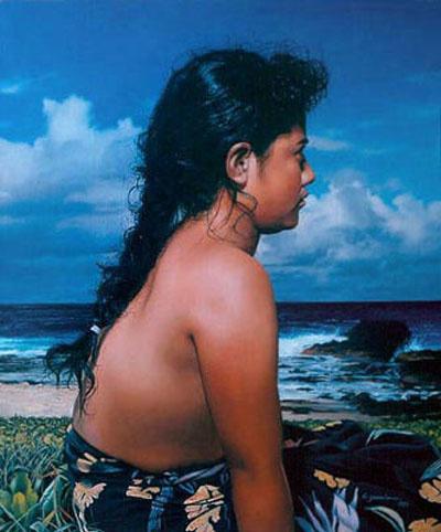 Даффи Шеридан. Девушка Самоа
