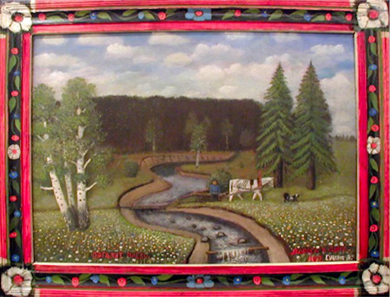Alexander Vasilyevich Suvorov. Road to home