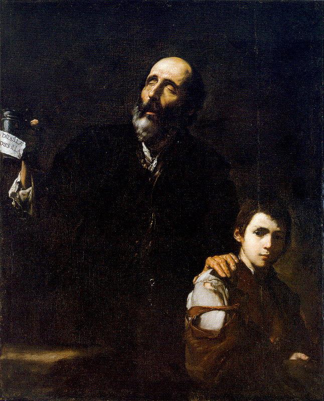 Хосе де Рибера. Сюжет 3