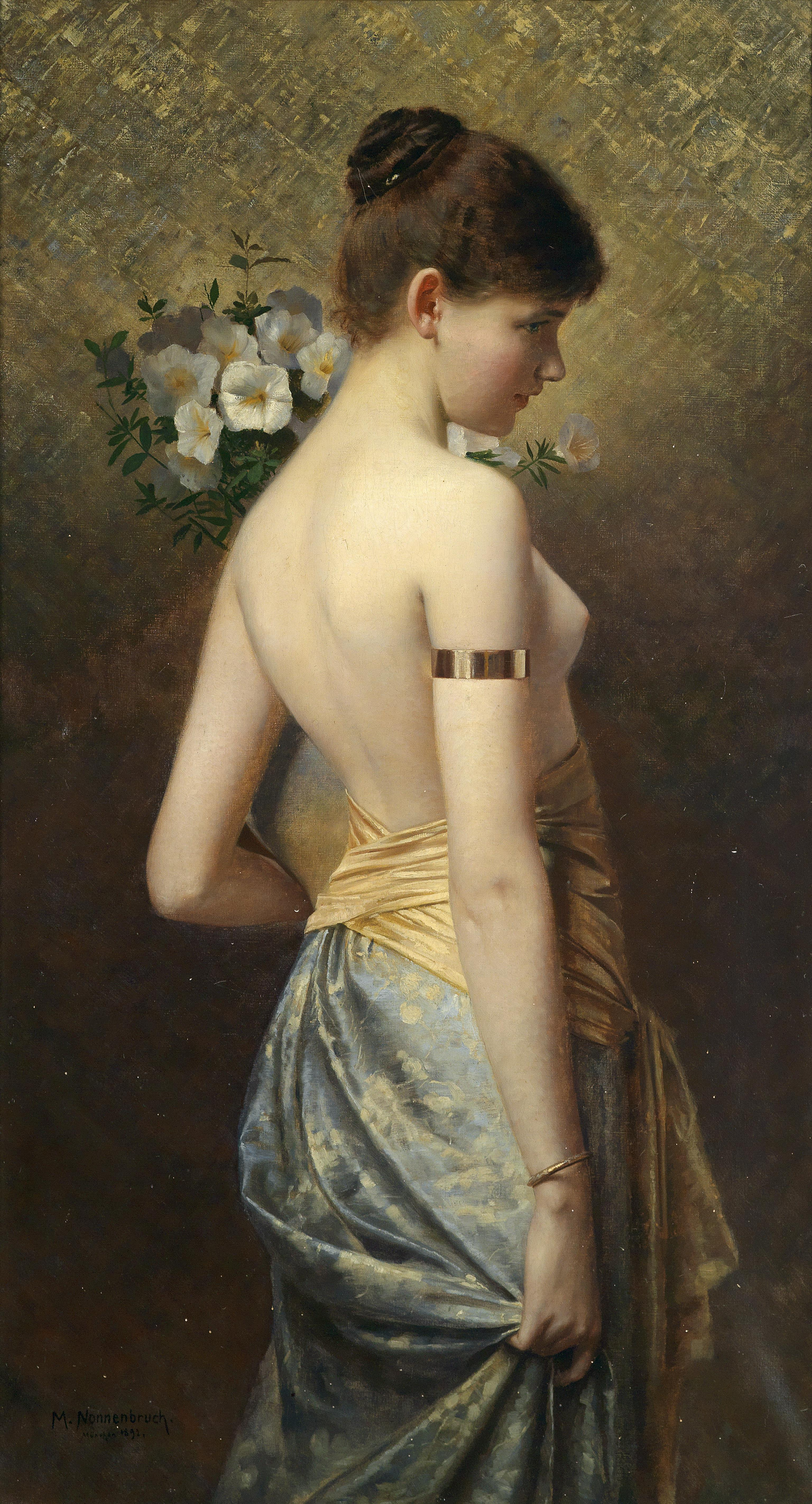 Max Nonnenbruch. Young Beauty