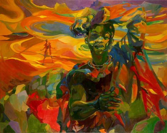 Рут Баумгарте. Его Земля