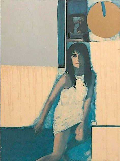 Michael Johnson. Sybilla 1967