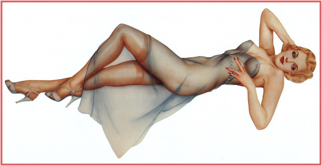 Альберто Варгас. Пин-ап 232