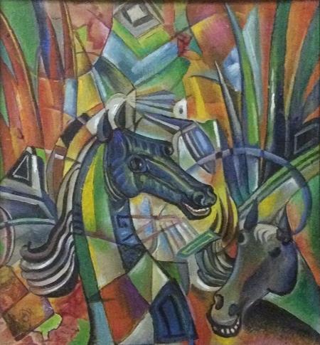 Владимир Петрович Чернов. Horse snakes