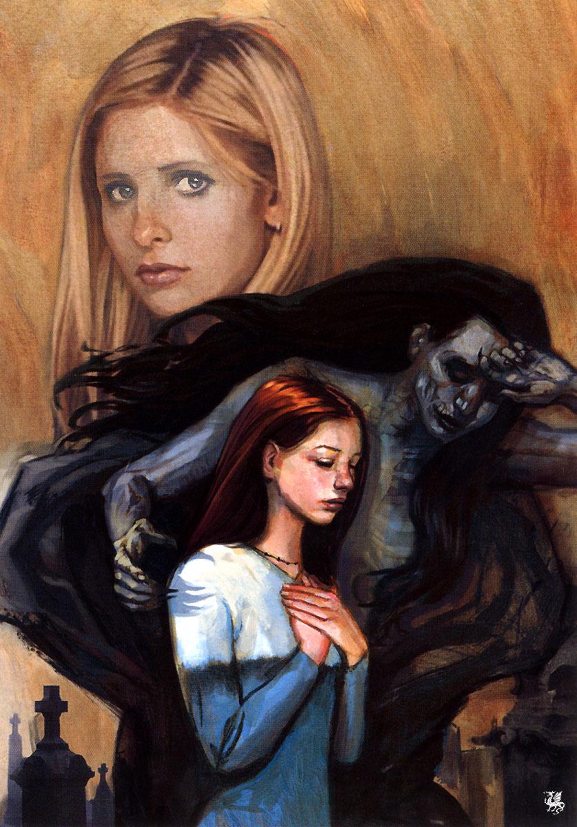 Lee Horton. Buffy, the vampire Slayer