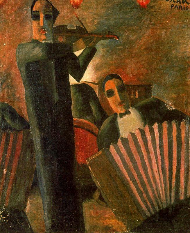 Oscar Dominguez. Music
