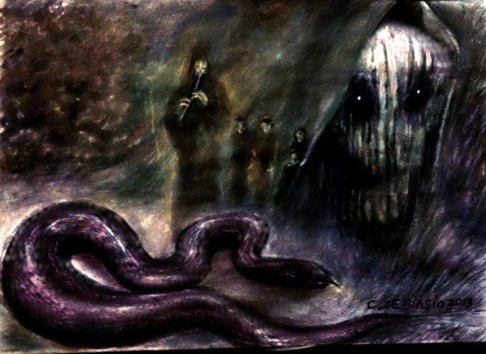 Cristina de biasio. At the gates of hell