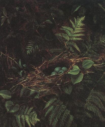 Фиделия Бриджес. Листья