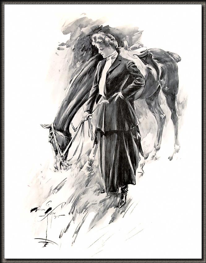 Harrison Fisher. Booklet 027