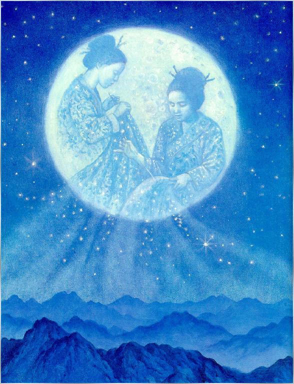 Рут Сандерсон. Лунный свет