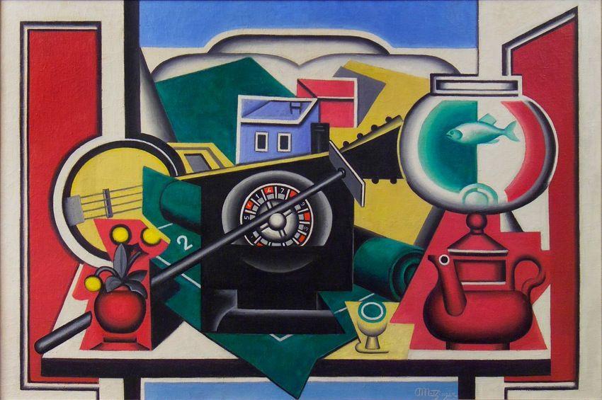 Jean Metzinger. Roulette