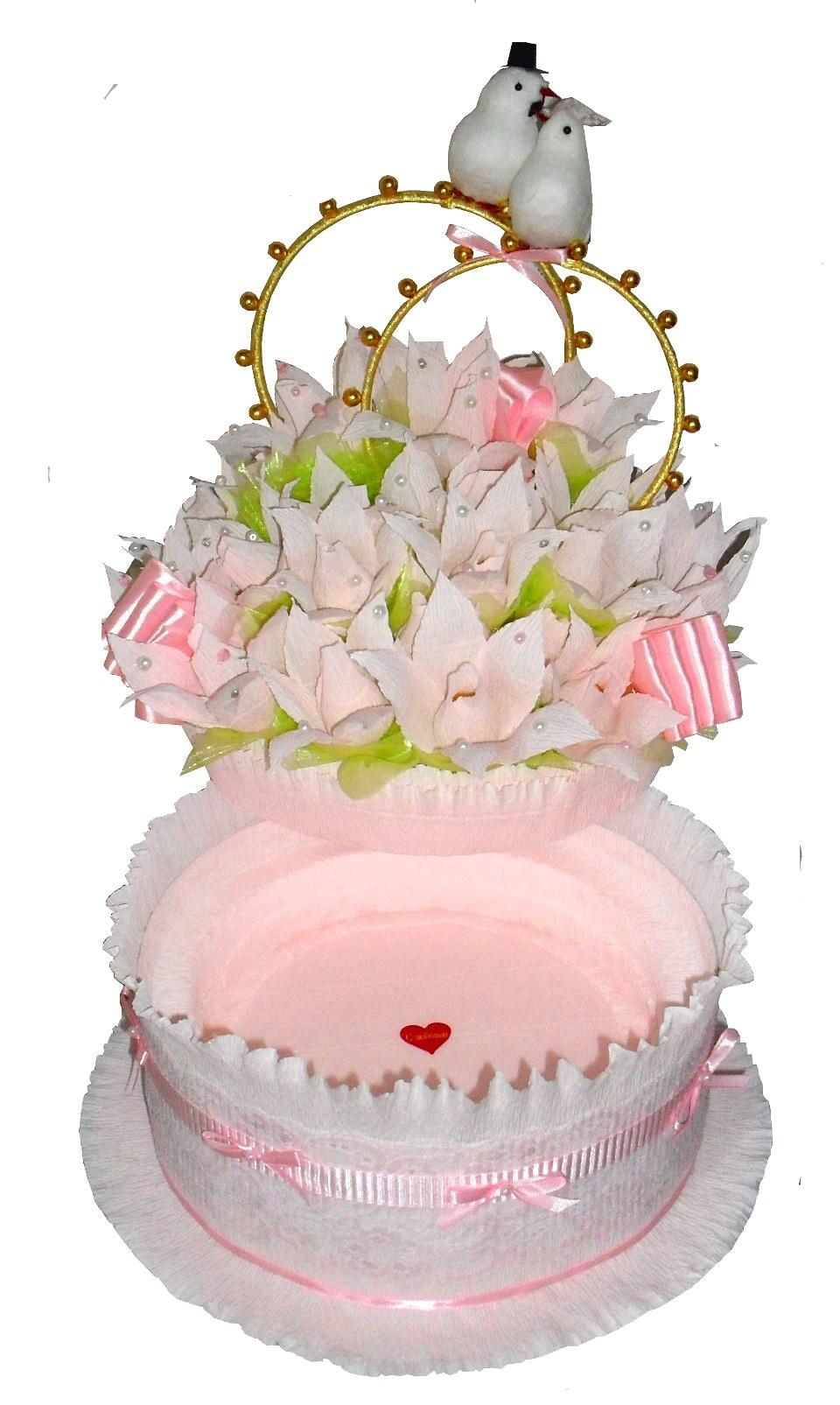 Alyona Golovanov. Wedding box