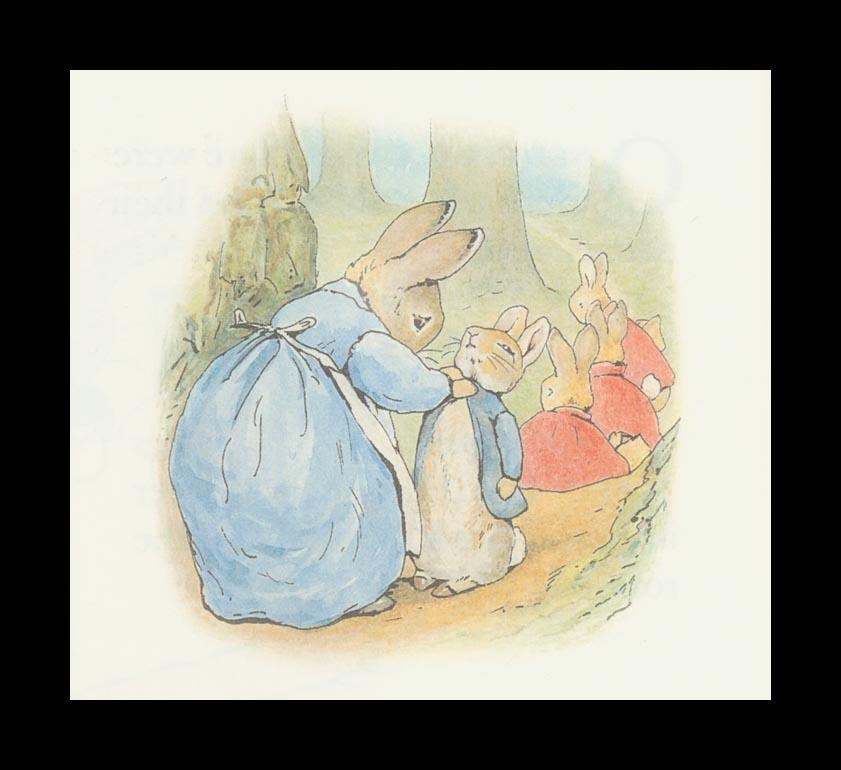 Бенджамин и Кролик Питер Банни. Сказка о кролике Питере 43