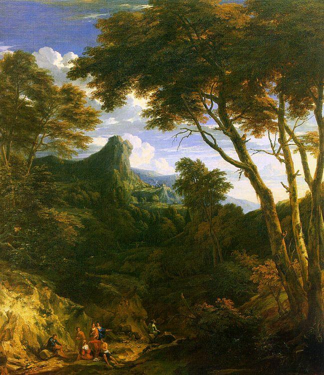 Жан-Батист Гюисманс. Густой лес