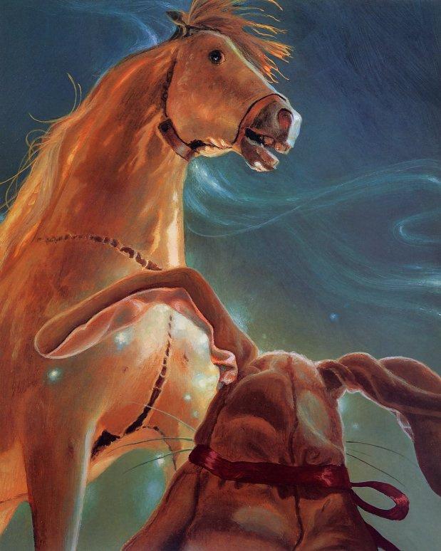 Донна Грин. Лошадь