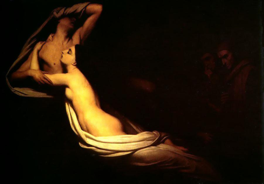 Ари Шефер. Франческа да Римини