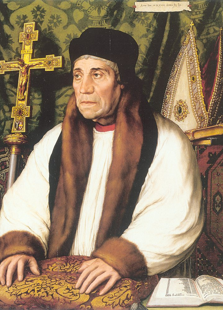 Ганс Гольбейн. Крест