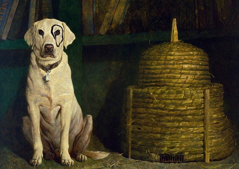 Jamie Wyeth. Kleberg